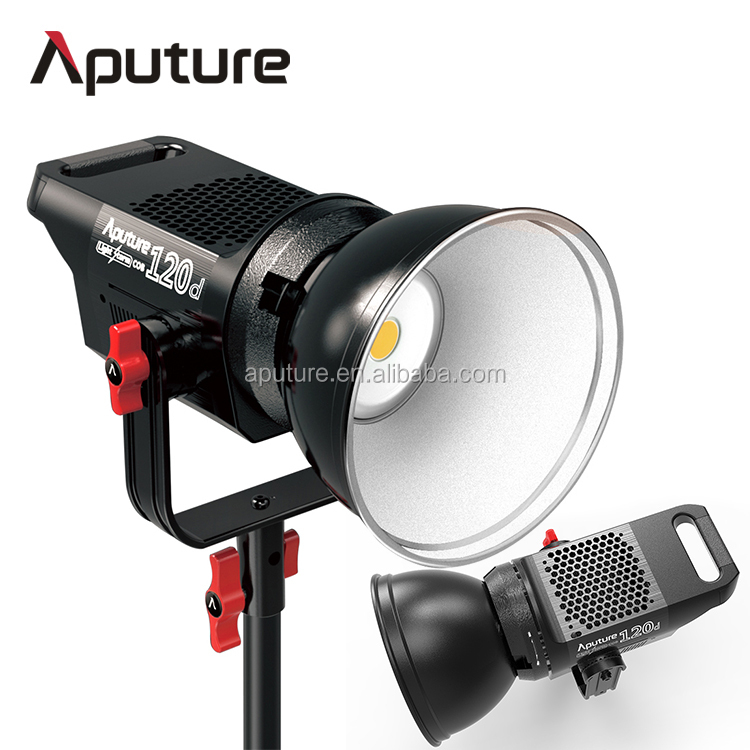 Aputure LS C120d CRI/TLCI 96+ daylight bulbs photography, light photography equipment, best light for studio photography