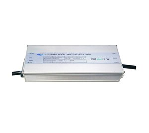 200W nfc ajustable dimmable led driver 0-10V dim to off 12V AUX timing