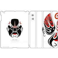2014 newest design Oriental Opera Facial Masks for Ipad Air cover case