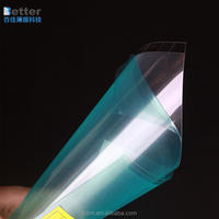 Colorful thin plastic polycarbonate sheet