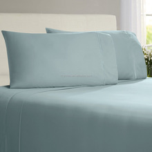 Wholesale bedding sets home/hotel bamboo bed sheet