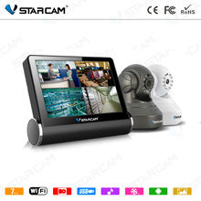Hot VStarcam 4 channels Video NVR NVS Home Surveillance System wifi 720p video surveillance ip camera