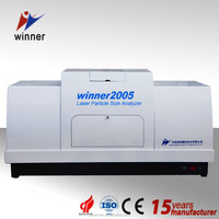 China brand Winner 2005B laser diffraction Silica particle size analyzer