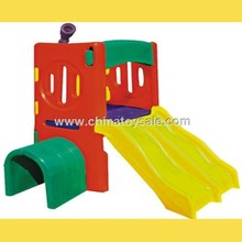 China manufacturer hot sale indoor plastic car slide[H63-44]