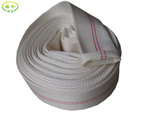 light weight canvas fire hose price durable pu lined fire hose