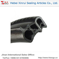 Car rubber seal strip