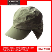 Custom military Boonie Bush Safari Outdoor Fishing Hiking Hunting Boating Snap Brim Hat Sun Cap with Neck Flap