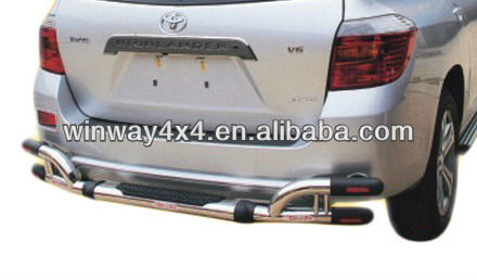 REAR BUMPER FOR TOYOTA HIGHLANDER 2008-2012