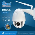10X optical zoom dome wifi IP night vision Camera