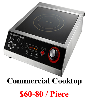 Commercial induction cooker Electric stove 3500w 5000w