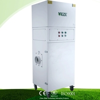 Dust Control System / Industrial Dust Collector Extractor