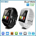 "1.48"" MP3 / MP4 Anti Lost U8 wifi watch cell phone 2016"