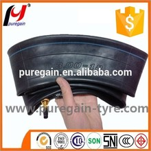 motorcycle butyl/rubber inner tube Rubber Tire Tyre 300-18