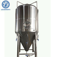 100L 200L 500L 1000L 2000L 3000L stainless steel conical fermenter, fermentation tank, unitank