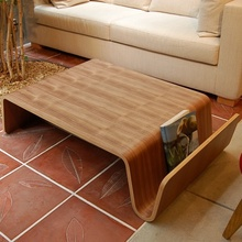 Japanese style low version wooden coffee table made by zara furniture