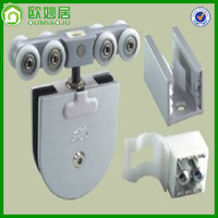 2015 Hot sell furniture shower door rollers wheels
