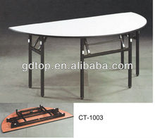 semi-circle Banquet dining Table CT-1003