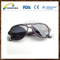 Hot sale 2017 multi layers bamboo stock sunglasses in stock for man