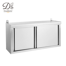 Restaurant Hot Stainless Steel Wall Hanging Cabinet Kitchen Cabinets For Sale