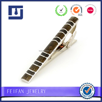 Promotional Hot Selling Enamel Tie Bar Bow Tie Clip