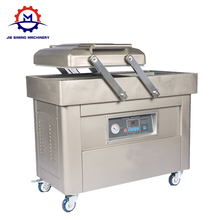 Double chamber vacuum packing machine DZ-400 for meat,beef,sea food,tofu,mushroom,peanut,<strong>rice</strong>,chicken