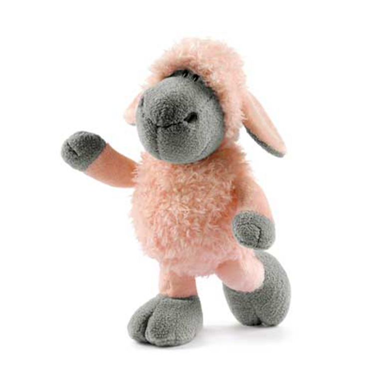 Stuffed baby lambs wholesale exported to USA