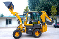 2016 new product used Mini Backhoe Loader for sale