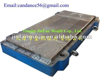 M30 mould for plate heat exchanger