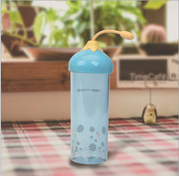 Hot sale customized logo Amazon Best seller made 700ml food grade plastic water bottle bpa free