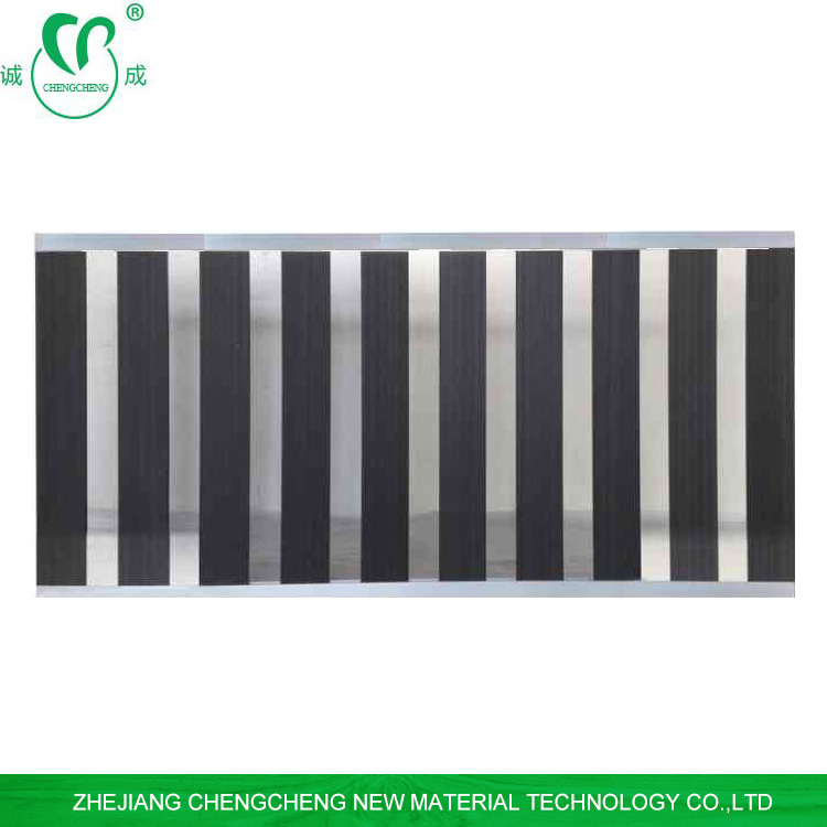 Wood plastic composite screening decorative wpc fence Panels
