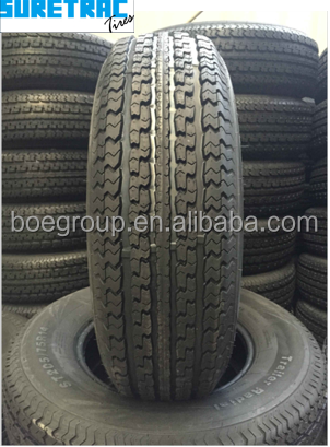 SURETRAC Brand Semi Steel Special Trailer Radial Tyre ST235/80R16 for Trailer