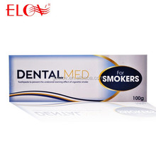 OEM Anti-cavity Anti-bacterial Fluoride Free Oral Hygiene Dental Care Toothpaste