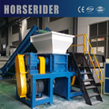 Waste Plastic Film and bags Double Shaft Shredder Price