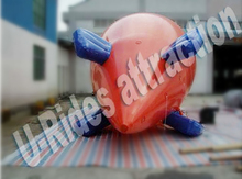 PVC outdoor advertising inflatable helium blimp for sale