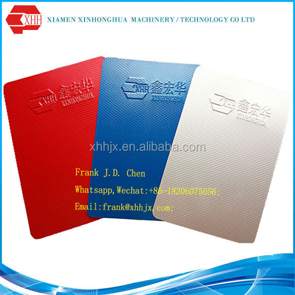Anticorrosive nano PET coating composite plate from Xiamen metal factory