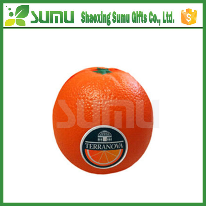 Promotional high quality pu foam stress ball for promotion