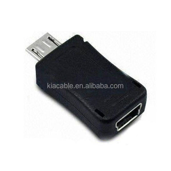 Micro USB to Mini USB Adapter Male to Female