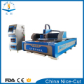 500W Raycus laser head NC-T3015 laser fiber cutting machine