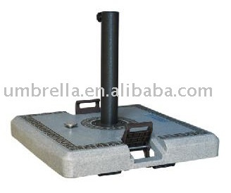 Cantilever Umbrella Base With Wheel Amp 360 Degree
