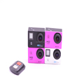 Ultra HD 4k WiFi Remote Helmet Cam Waterproof Go PRO Style Action Camera