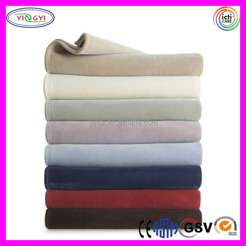C666 Vellux Nylon Blanket Soft Comfort Luxury Bed Sofa Throw Vellux Blanket