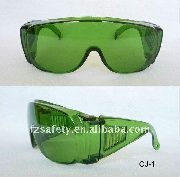 safety eyewear with CE