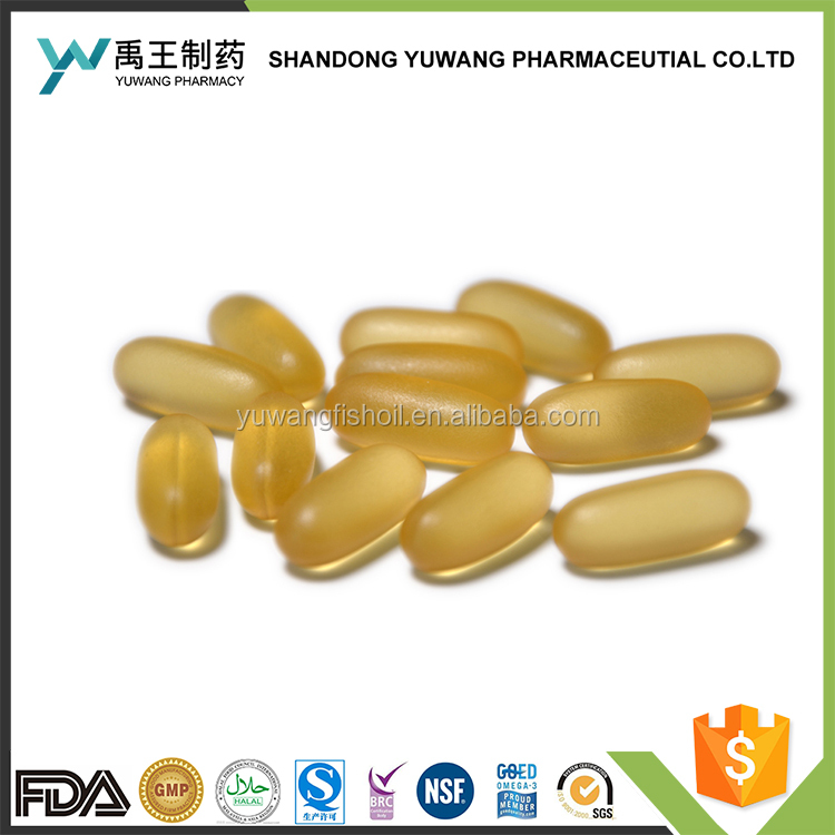 prevent cardiovascular and cerebrovascular disease Omega 3 coated pharmaceutical grade fish oil