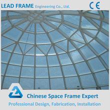 Long Life Span Glass Dome Roof