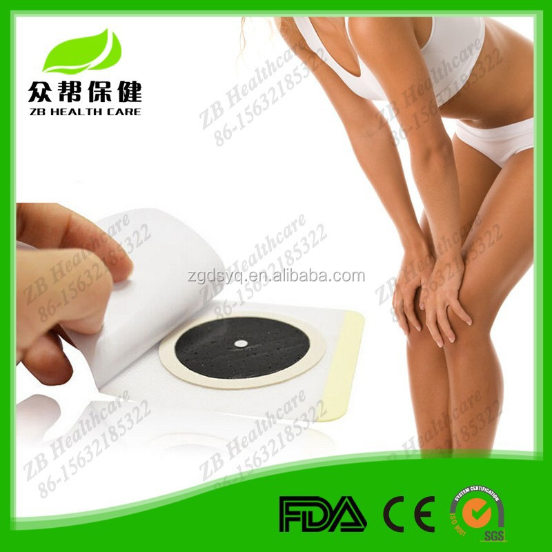 Real factory Support CE effect weight loss fat burn Chinese slim patch for belly