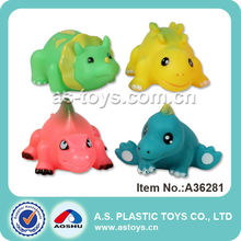small rubber animal toys