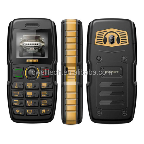 ADMET B30 Old Man Mobile phone 1.77 inch Big sound long time standby