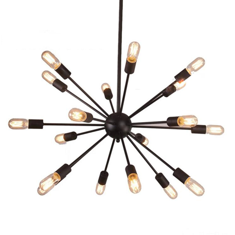 Retro Loft Lustre Celestial Sputnik Pendant <strong>Lights</strong> E27 for Decor Restaurant Bar <strong>Light</strong> Fixtures luminaire