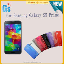Cheap Price S Line Soft TPU Skin Case Cover For Samsung Galaxy S5 Prime
