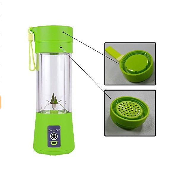 Factory directly Wholesale USB portable electric juicer cup hand shaker
